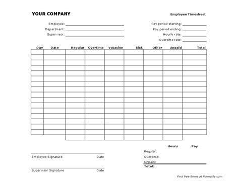 Landscaper Hourly Rate Semi Monthly Timesheet Landscape Hashdoc