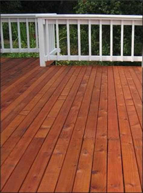 deck stain combination decorating ideas