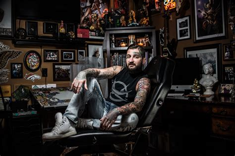 best tattoo artists in dallas ink master clint dallas observer