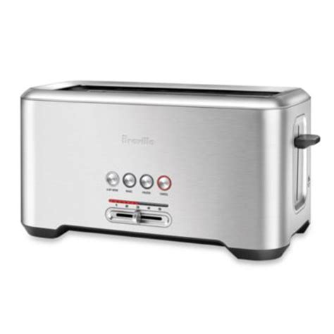 Slim White Toaster Buy 4 Slice Toasters From Bed Bath Beyond