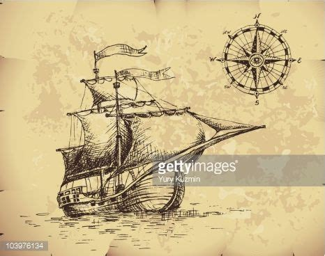 barco antiguo dibujo velero antiguo dibujo buscar con google marineros