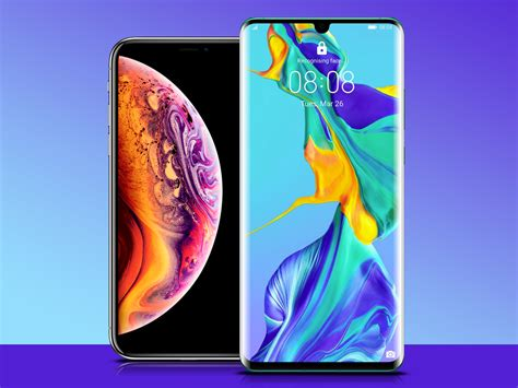 huawei p30 pro vs apple iphone xs max which is best stuff
