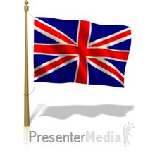 british flag clipart animated pencil and in color