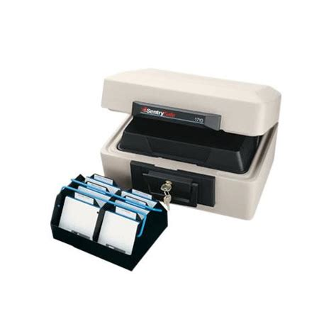 Fireproof Letterbox Fireproof Box For Electronic Data Protection Sentry 1710