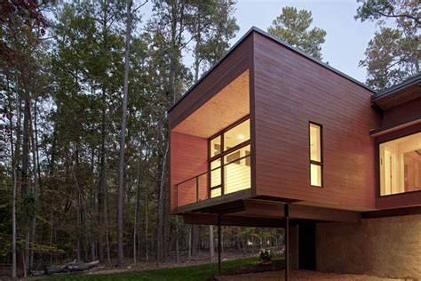 Deck House Renovation in Chapel Hill, North Carolina