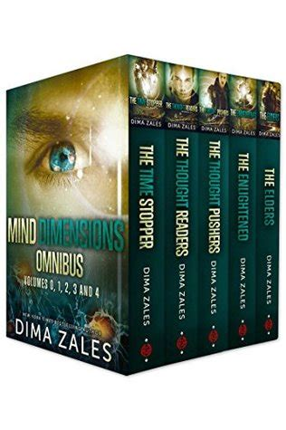 the enigma series omnibus edition all five volumes in one books mind dimensions omnibus volumes 0 4 by dima zales