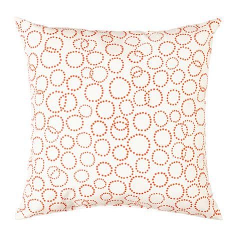 Ikea Hemmahos Bantal Kursi Putih ikea tradaster bantal kursi putih oranye elevenia