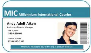 Badge Card Template by Employee Photo Id Badge Templates Word Formal Word Templates