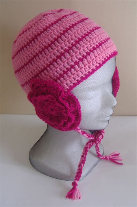 gorro acanalado tejido en dos agujas o palitos en 4 tallas una forma diferente de tejer gorros tejidos rosas