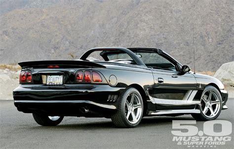 saleen mustang 1996 1996 saleen mustang cars