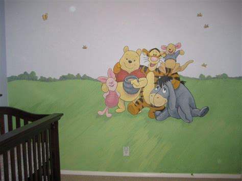 Classic Winnie The Pooh Nursery Decor Classic Winnie The Pooh Nursery Accessories One Thousand Designs Classic Winnie The