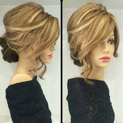 ladies updo wigs updo wigs google search hair pinterest updo wig