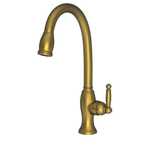 newport brass 2510 5103 kitchen faucet build
