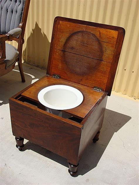 Commode Pot by 17 Best Images About Chamber Pots On Toilets