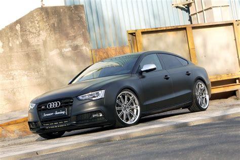 Audi S5 Tuning by Senner Tuning Audi S5 Sportback Oto Kokpit