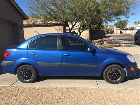 Blue Kia Letgo 2006 Blue Kia In Az