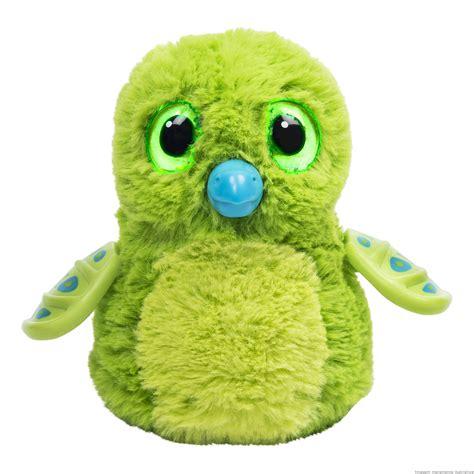 Gw Se F Green Owl hatchimals draggle multikids cing e aventura