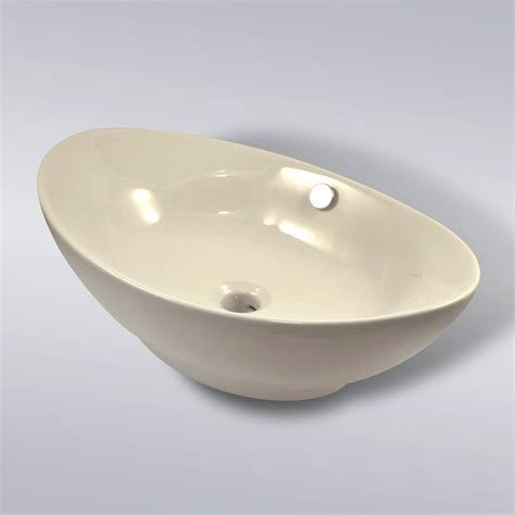 porcelain bathroom sinks decor star bathroom egg porcelain ceramic vessel vanity sink art basin beige cb 020