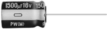 electrolytic capacitor lifetime nichicon 10 x nichicon pw 1μf 350v dc through aluminium electrolytic capacitor 105 176 c ebay
