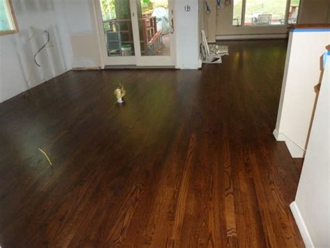 Need help deciding on finish for new wood floors   Matte