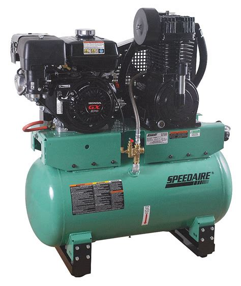 speedaire piston 9 0 stationary air compressor 30 gal 4nb85 4nb85 grainger