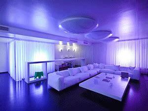 color changing room lights interior design with lights that change room colors like chameleons
