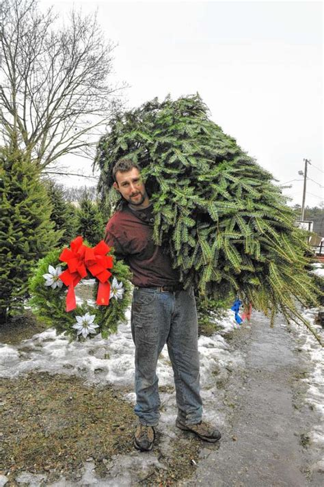 inside xmass decorators in staten island ny dresses as x tree to protest ban at staten island ferry ny daily news