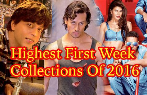 box office 2016 this week mbc2 box office top 5 highest first week collections of 2016