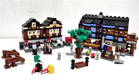 Lego 10193 Market lowlug bekijk onderwerp 10193 middeleeuws marktdorp