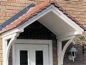 Exterior Door Canopies Front Door Canopy