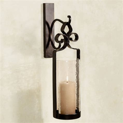 bathroom candle sconces bronze wall sconce candle holder diavolet designs