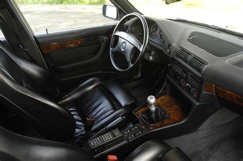 Bmw E34 Interior by Bmw E34 M5 Touring Bmw 5 Series Black
