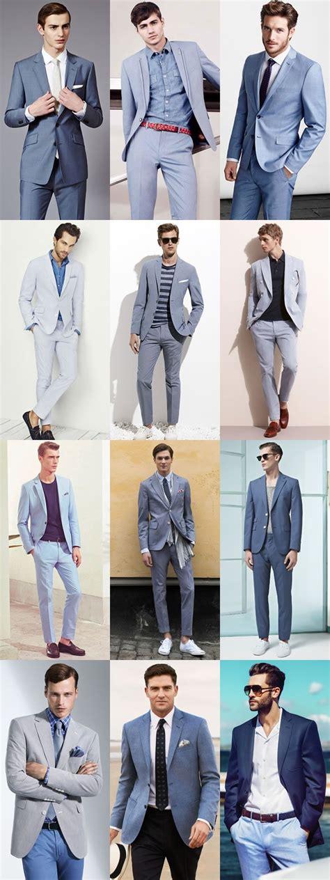 light blue suit combinations 48 best images about business casual men on pinterest