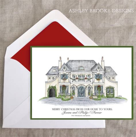 home design and drafting by brooke new custom illustration home for christmas ashley
