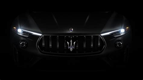 Maserati Grill by 2018 Maserati Levante The Maserati Of Suvs Maserati Usa
