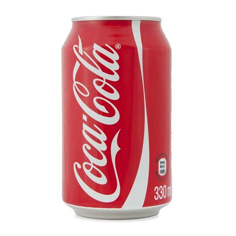 Coca Cola Kaleng 330ml coca cola regular 330ml woolworths co za