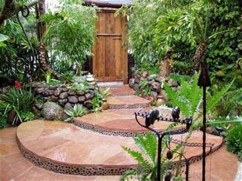 Tropical Backyard Landscaping Ideas by Tropical Backyard Landscaping Ideas Modern Home Design