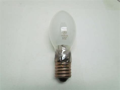 Lu Mercury 100 Watt ge general electric lu100 d 100 w watt lucalox light bulb