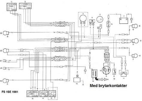 kopplingsschema till yamaha fs1 experten