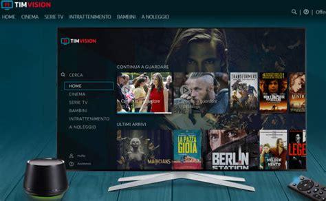 film gratis timvision timvision aggiorna la grafica del sito web cosa cambia