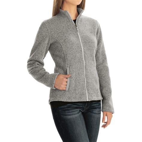 Lsl Sweater Move On Fleece sweater knit fleece jacket for save 63
