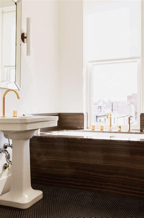 restoration hardware bathroom faucets gold deck mount faucet design ideas