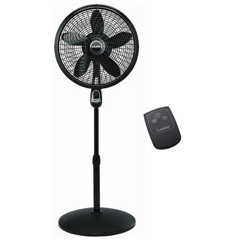 lasko 18 stand fan lasko 18 inch oscillating cyclone pedestal stand fan w