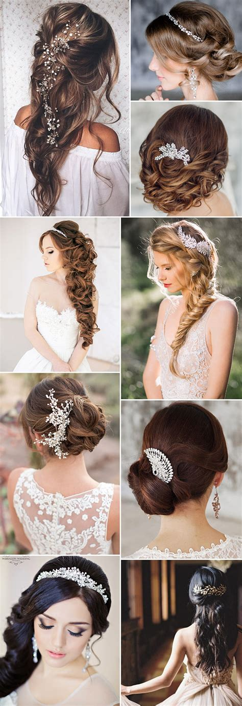 wedding headpieces bridal hair accessories floral fancy bridal headpieces hair accessories 2018 19