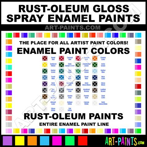 paint colors rust oleum gloss spray paint colors gloss spray color