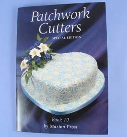 Patchwork Cutters Books - patchwork cutter book 10 special edition