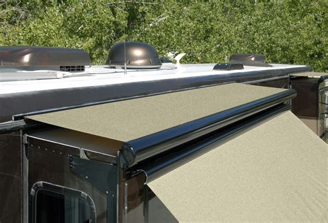 carefree slide out awning carefree of colorado up14962jv sok iii black slide out