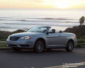 2011 Chrysler 200 Problems 2011 Chrysler 200 Convertible Review Filling Big Boots