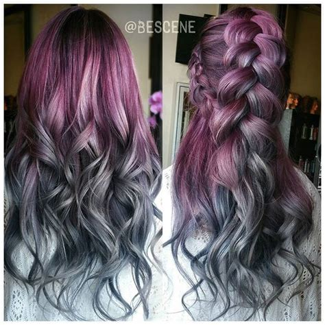 color melt hair styles 25 best ideas about color melting on color