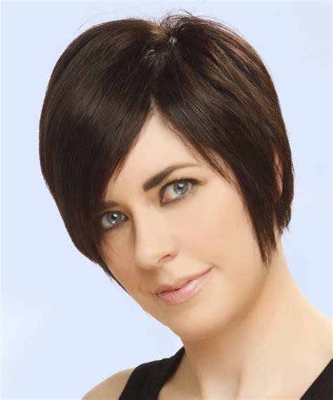 Hairstyles Tapered Around by Medium Cut Hairstyle Tapered Around